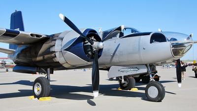 N26BP - Douglas B-26K Invader - Private