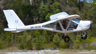 24-8118 - Aeroprakt A22LS Foxbat - Private