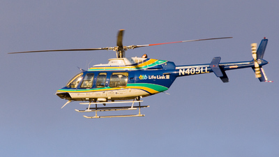 N405LL - Bell 407 - Private