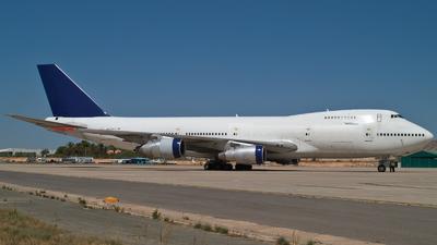 N534MC - Boeing 747-2F6B(SF) - Atlas Air