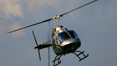 A picture of GLBDC - Bell 206B JeRanger III - [3806] - © Phil Woods