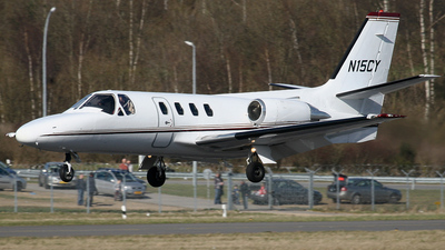 N15CY - Cessna 501 Citation SP - Private