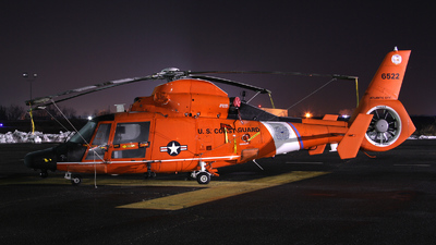 6522 - Aérospatiale HH-65C Dolphin - United States - US Coast Guard (USCG)