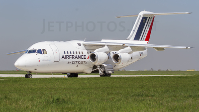 EI-RJB - British Aerospace Avro RJ85 - Air France (CityJet)