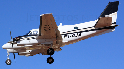 PT-OJA - Beechcraft 90 King Air - Private
