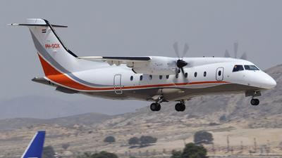 PH-SOX - Dornier Do-328-110 - Solid Air