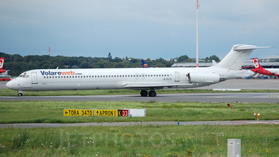 G-FLTL - McDonnell Douglas MD-83 - Volareweb (Flightline)