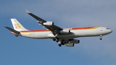 EC-KCL - Airbus A340-311 - Iberia