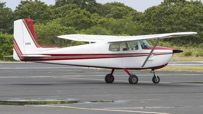 N34CL - Cessna 175 Skylark - Private