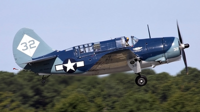 N92879 - Curtiss SB2C-5 Helldiver - Commemorative Air Force