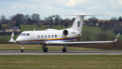 N444QG - Gulfstream G-IV - Private