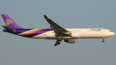 HS-TEB - Airbus A330-321 - Thai Airways International