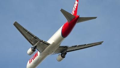 PT-MSQ - Boeing 767-33A(ER) - TAM Linhas Aéreas
