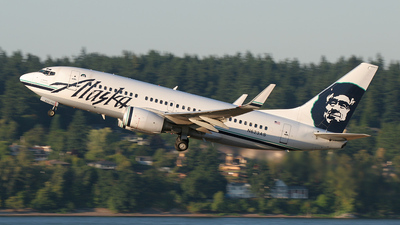 N623AS - Boeing 737-790 - Alaska Airlines