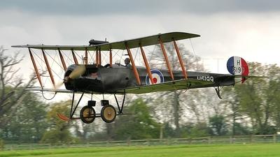 G-ADEV - Avro 504K - Private