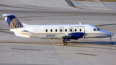 N17541 - Beech 1900D - Continental Connection (Gulfstream International Airlines)