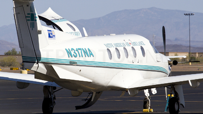 A picture of N317NA - Pilatus PC12/45 - [223] - © Peter Menner