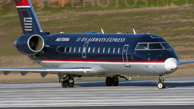 N407AW - Bombardier CRJ-200ER - US Airways Express (Air Wisconsin)