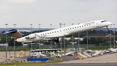D-ACNU - Bombardier CRJ-900LR - Eurowings