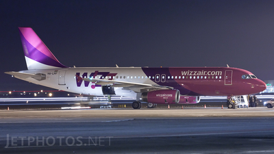 HA-LPF - Airbus A320-233 - Wizz Air
