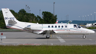 OK-VSZ - Cessna 550B Citation Bravo - ABS Jets
