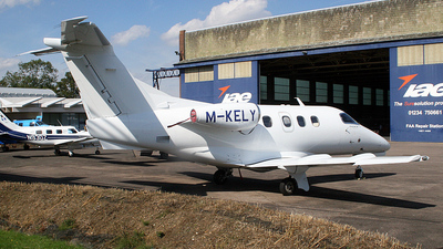 M-KELY - Embraer 500 Phenom 100 - Private