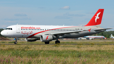 A6-ABP - Airbus A320-214 - Air Arabia