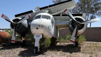 136740 - Grumman S-2F-1 Tracker - United States - US Navy (USN)