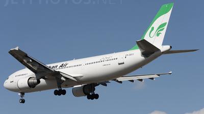 EX-35011 - Airbus A300B4-622R - Mahan Air