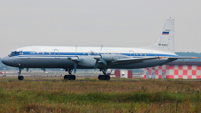 RF-91821 - Ilyushin IL-18V - Russia - Air Force