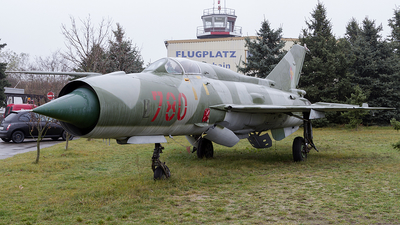 780 - Mikoyan-Gurevich MiG-21SPS Fishbed F - German Democratic Republic - Air Force