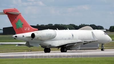 ZJ692 - Bombardier Sentinel R.1 - United Kingdom - Royal Air Force (RAF)