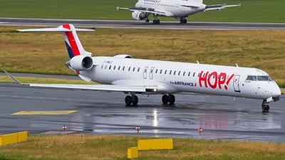 F-HMLC - Bombardier CRJ-1000 - HOP! for Air France