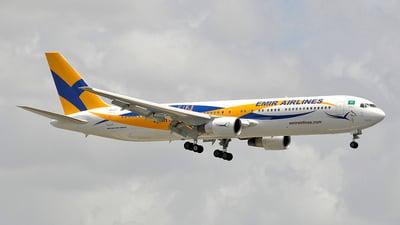 N431LF - Boeing 767-3Q8(ER) - Emir Airlines