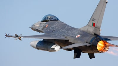 15124 - General Dynamics F-16AM Fighting Falcon - Portugal - Air Force
