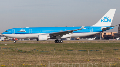 F-WWKP - Airbus A330-203 - KLM Royal Dutch Airlines