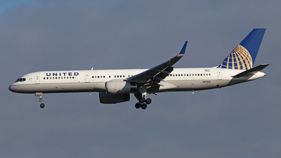 N21108 - Boeing 757-224 - United Airlines (Continental Airlines)