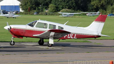 A picture of GFULL - Piper PA28R2002 -  - © Krzysztof Kaczala