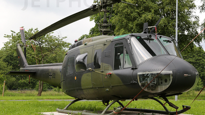 71-52 - Bell UH-1D Iroquois - Germany - Air Force