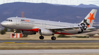 VH-VQN - Airbus A320-232 - Jetstar Airways