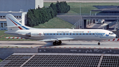 201 - Sud Aviation SE 210 Caravelle 10R - France - Air Force