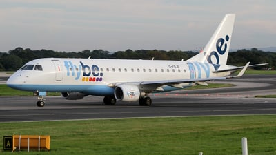 G-FBJE - Embraer 170-200STD - Flybe