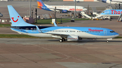 G-TAWL - Boeing 737-8K5 - Thomson Airways