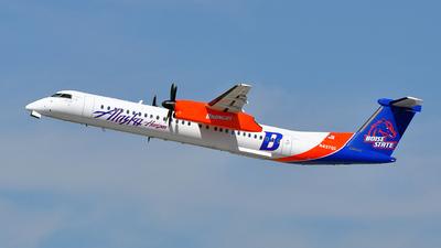 N437QX - Bombardier Dash 8-Q402 - Alaska Airlines (Horizon Air)