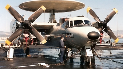 165302 - Grumman E-2C Hawkeye - United States - US Navy (USN)