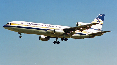 N195AT - Lockheed L-1011-150 Tristar - American Trans Air (ATA)