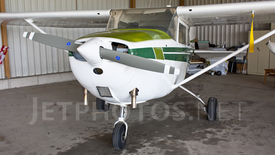 D-ECBK - Reims-Cessna F172K Skyhawk - Private