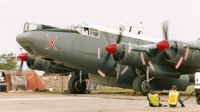 WR963 - Avro Shackleton AEW.2 - Air Atlantique