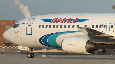 VP-BKW - Boeing 737-4M0 - Yamal Airlines