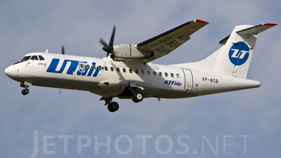 VP-BCB - ATR 42-300 - UTair Aviation